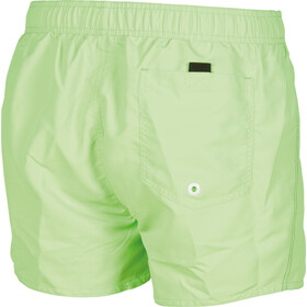 arena Fundamentals Boxers Hombre, shiny green-navy